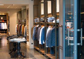 Над 180% годишен ръст при търговията с дрехи, текстил и обувки