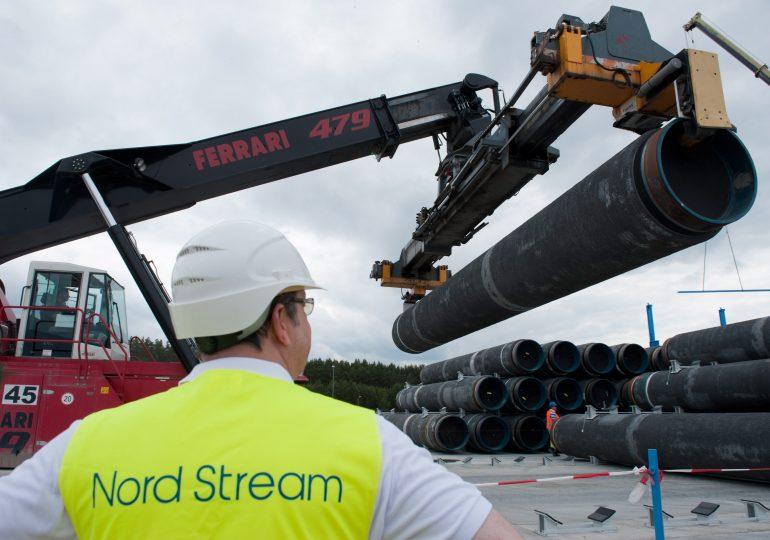 """Германският бизнес призова САЩ да се откажат от санкции срещу """"Северен поток 2"""""""