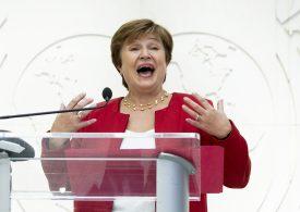 Харчете, призова Кристалина Георгиева правителствата по света