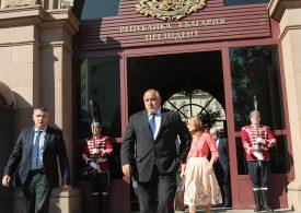 Борисов не иска санкции срещу Турция - ще загубим милиарди
