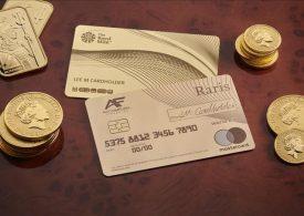 Дебитни карти от злато излизат във Великобритания