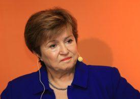 Предстоящият икономически път остава труден, предупреди Кристалина Георгиева