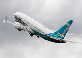 Boeing започна серия от тестови полети на 737 MAX