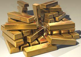 Блясъкът на златото