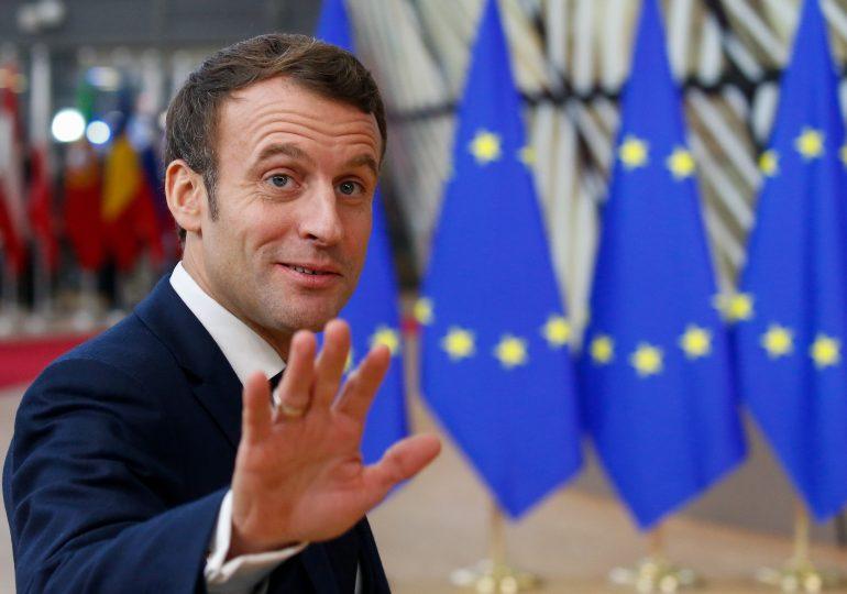 10-те цели на Макрон за независими Франция и Европа