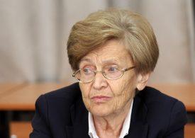 Почина проф. Христина Вучева, известен икономист и бивш вицепремиер