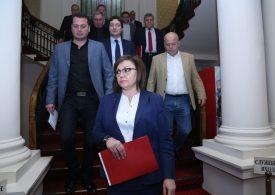 """Четвърти вот на недоверие срещу кабинета""""Борисов 3"""""""
