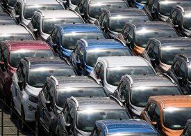 Автомобилната индустрия на Острова с 25-годишен срив