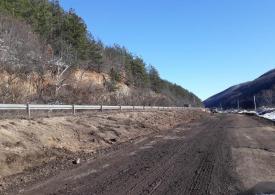 """Пътят между ГКПП """"Калотина"""" и Драгоман ще е готов до 2022 г."""
