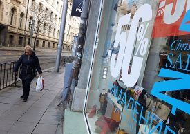 Намалява доверието на градските потребители, отчете НСИ