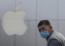 Apple сваля прогнозите си за продажби заради коронавируса