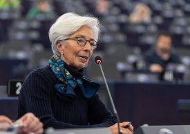 Икономиката на еврозоната може да се влоши още, смята Кристин Лагард