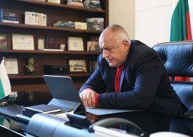 Борисов се самоизолира заради контакт със зам.-министър Николай Нанков