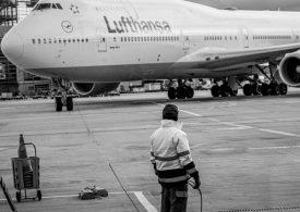 Lufthansa напуска клуба на най-големите немски компании