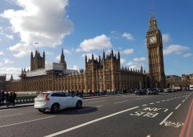 Външно с информация как да пътуваме, работим и учим във Великобритания от 1 януари