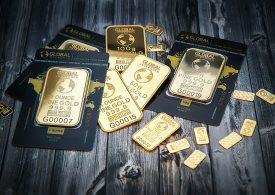 Златото нагоре заради опасения от втора вълна на пандемията
