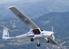Първият в света електрически самолет сертифициран от ЕС