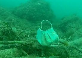 """""""Covid отпадъци"""" нахлуват в световния океан"""