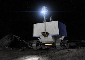 НАСА избра кой да изпрати на Луната роувъра търсач на вода