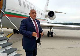 Борисов е в Словения за среща с лидери от Югоизточна Европа, обсъждат Covid-19
