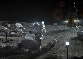"""""""Артемида"""" - мисията на НАСА за мирен Космос и полети до Луната и Марс"""