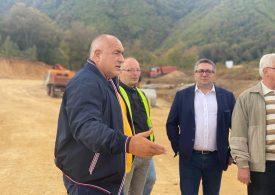 """ГКПП  """"Рудозем-Ксанти"""" ще е готов в началото на 2021 година"""