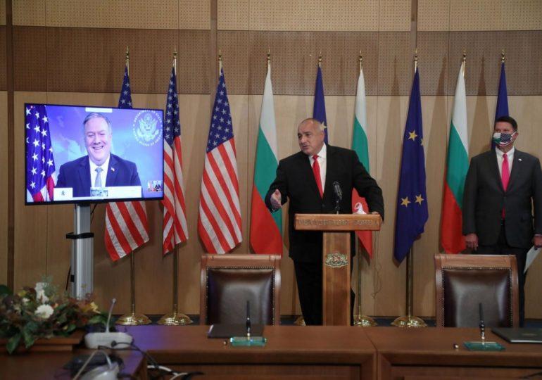 България и САЩ подписаха важни документи за 5G мрежите и ядрената енергетика