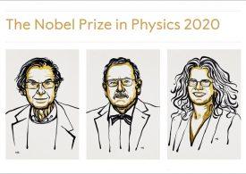 Изследователи на черните дупки взеха Нобела за физика