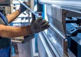 Леко увеличение на промишлеността през септември, отчете НСИ
