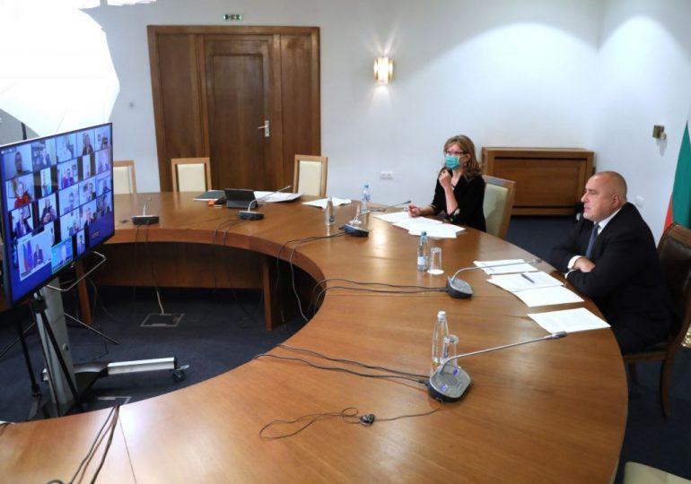 Да побързаме с европейския бюджет, заяви Борисов пред посланици