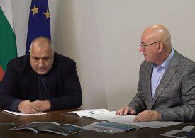 На среща с Борисов Ревизоро преосмислил прогнозата си за водна криза