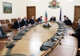 За рекордно привличане на инвестиции през 2020-та, докладва министър Борисов