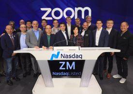 На кого основателят на Zoom е подарил акции за $6 млрд.?