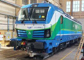 """4 нови локомотива на """"Сименс"""" с царски имена тръгват по жп линиите ни"""