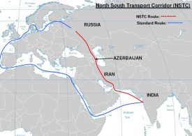 Русия стимулира строежа на ключова жп връзка Иран - Азербайджан