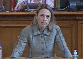 Ива Митева отново шеф на парламента, БСП показа как ще подкрепя или не