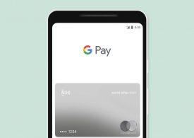 Google Pay достъпно вече и в България
