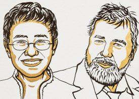 Журналисти от Русия и Филипините получиха Нобела за мир