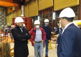 """Критично важно е ремонтът на ПАВЕЦ """"Чаира"""" да спази сроковете"""